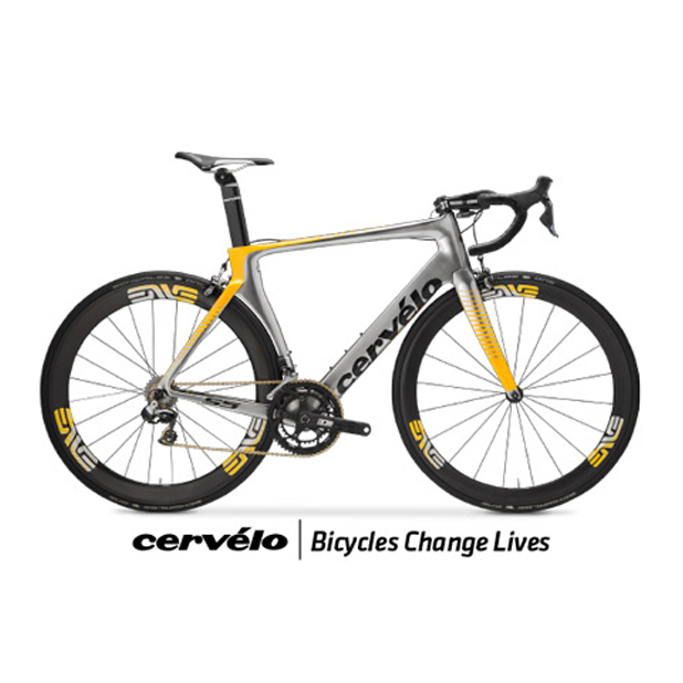 MyCervélo Sign Up - Cervélo